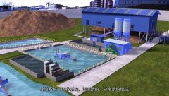 脱水固结同位处理技术-废水处理设备