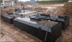 生活污水处理设备工作原理