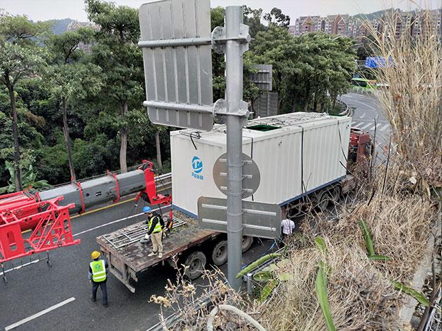 天泽环保污水处理设备安装