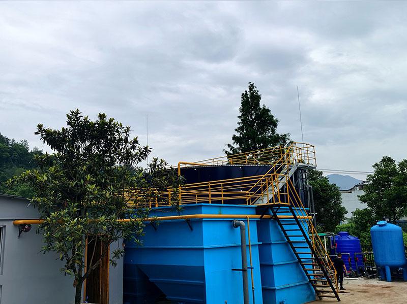 温州工业零星废水集中处理站项目
