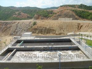 广西恒鑫含磷废水处理工程