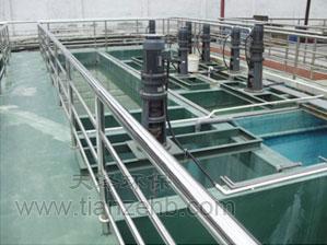 东莞长安600 m3/d线路板废水处理工程