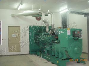 发电机噪声治理工程